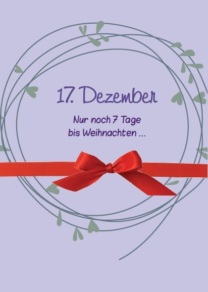 "Adventskalenderbuch ""Advents~Zauber"""